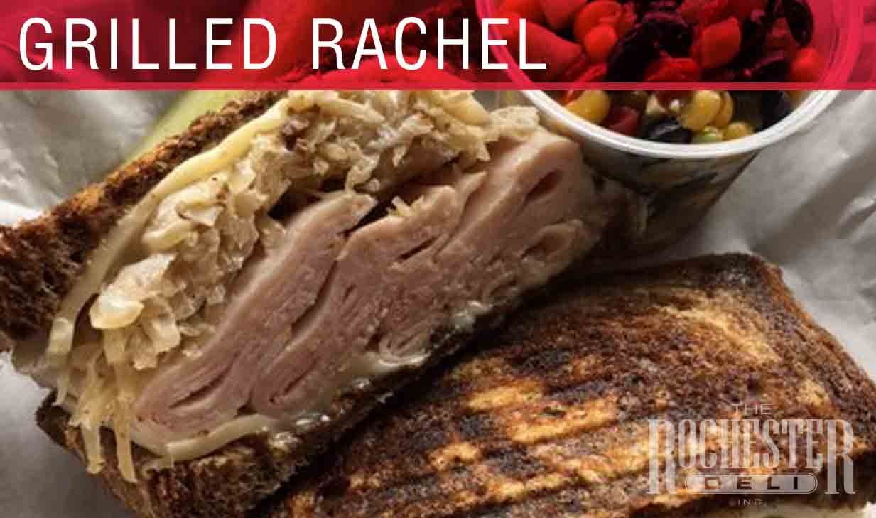 The Rochester Deli Home Of The Best Reuben